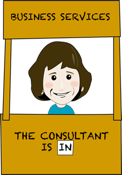 The Consultant Is In!