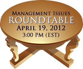 Management Issues Roundtable